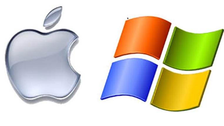 La compañia Apple dijo que es Microsoft mejor que Apple en tema de popularidad.