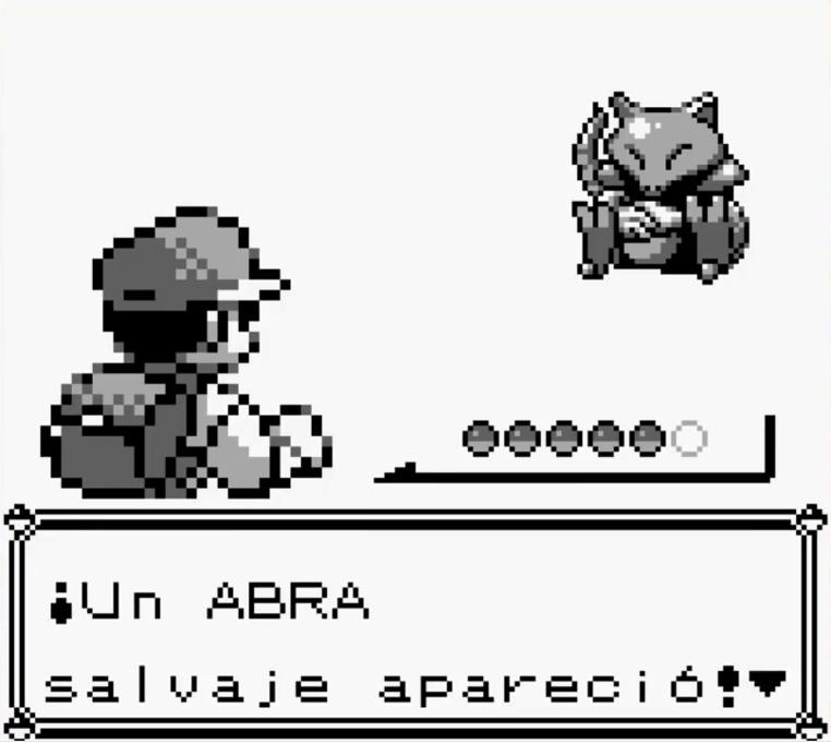 Cuando te dedicabas a atrapar pokemones realmente lo estabas haciendo mal.