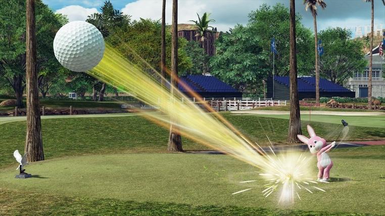 El juego Everybody's Golf para Ps4 se estrena en agosto.