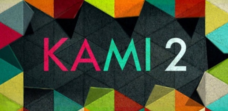 Kami 2 es juego puzzles para iPhone que no te puedes perder.