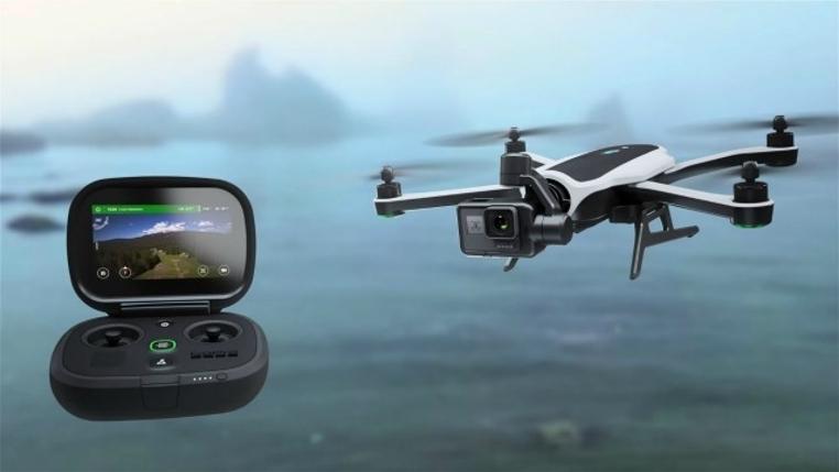 El Karma Drone de GoPro es el primero en la historia de al empresa.