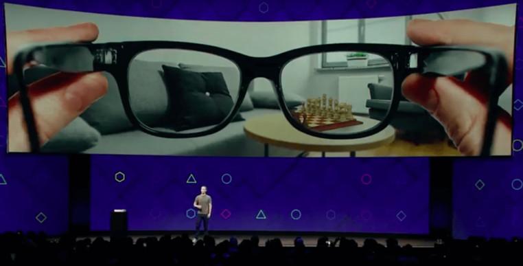 lentes de realidad aumentada