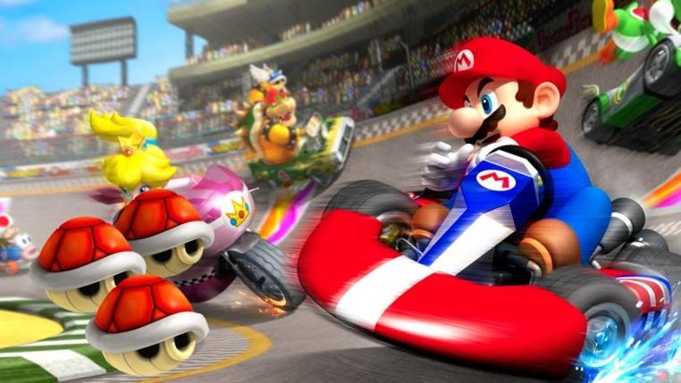 El juego Mario Kart 8 Deluxe necesita paciencia.
