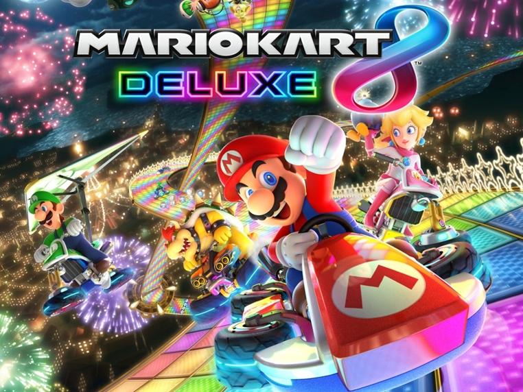 El juego Mario Kart 8 Deluxe para Nintendo Switch tiene varias razones para ser el preferido de los gamers.