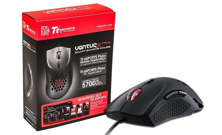 El nuevo Ventus X Plus mouse de juegos recuerda las acciones del usuario.