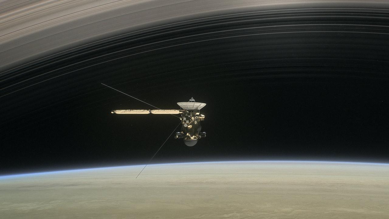 nave espacial Cassini