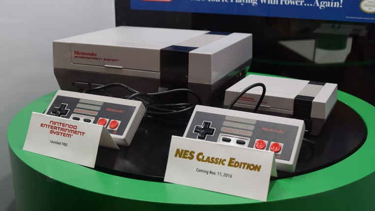El Nintendo Entertainment System NES Classic Edition fue descontinuado.