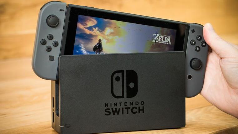 La consola de Nintendo Switch ya vendió millones de copias.