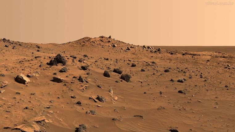 polvo de Marte