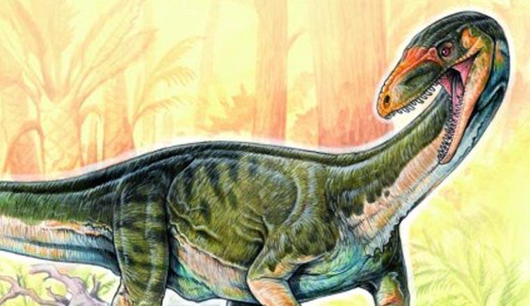 primeros parientes de dinosaurios