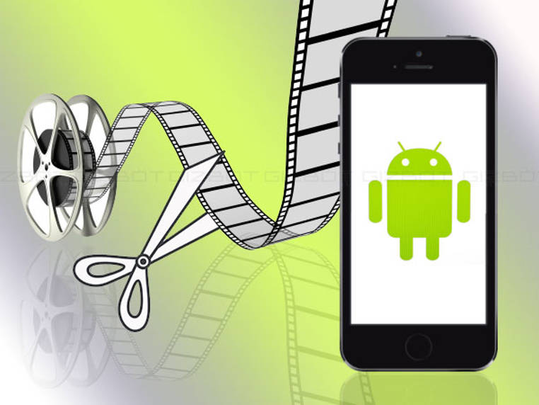 recortar videos en android