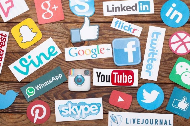 Las redes sociales con Stories llenaron el mercado de las aplicaciones.