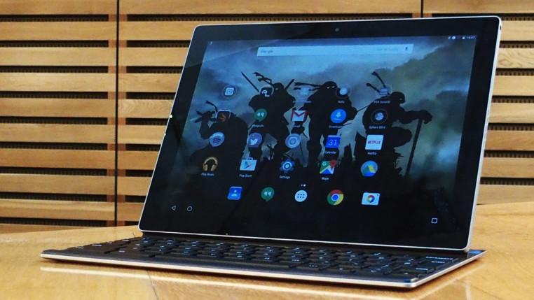 tabletas pixel c actualizacion de android