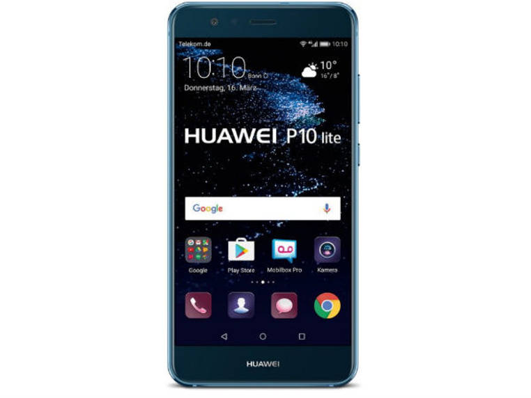 nuevo color del telefono Huawei P10 Lite