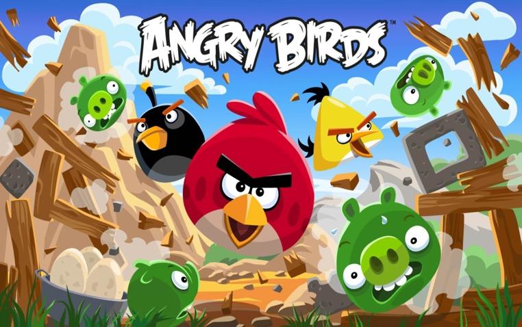 El juego de Angry Birds estrena película y 10 años de trayectoria en el 2019.