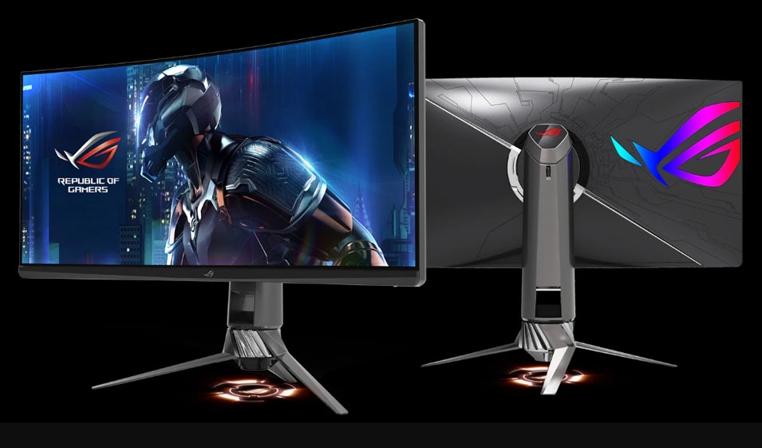Capacidades impresionantes tiene el nuevo monitor Asus para juegos.