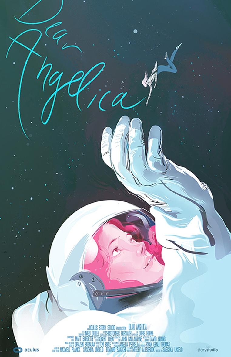 El corto Dear Angelica es la obra más recordada de Oculus Story Studio.