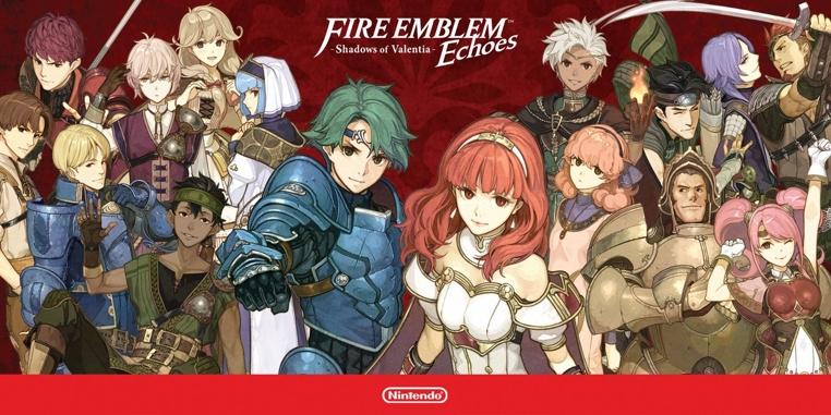 El juego Fire Emblem Echoes Shadows of Valentia tendrá un DLC caro.