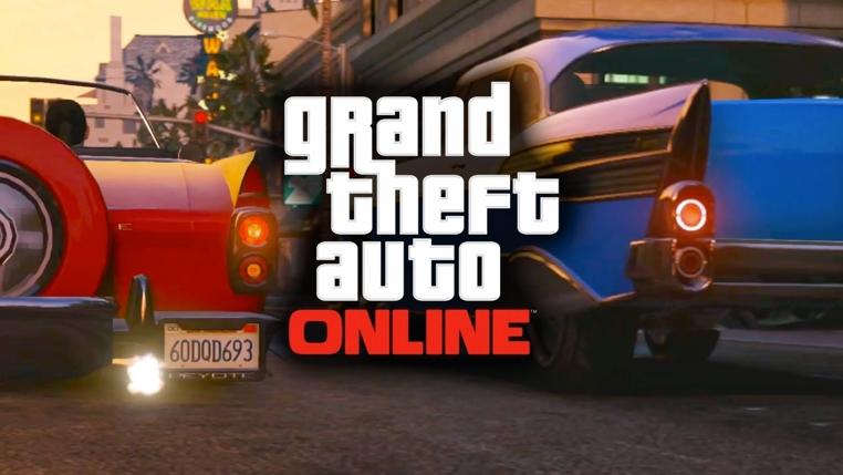 La nueva actualizacion de GTA online tiene tráfico de armas.