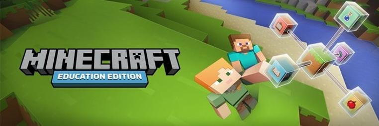 El juego Minecraft Education Edition enseña a los estudiantes a programar.