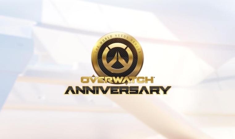 El juego Overwatch de Blizzard cumple un año y los desarrolladores preparan sorpresas.