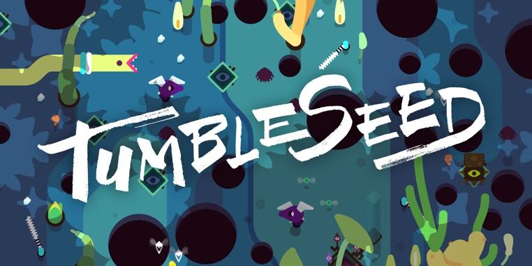 El juego TumbleSeed de Nintendo Switch es único a su manera.