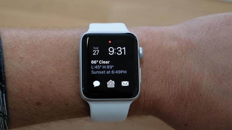 Paga el gas en las estaciones ExxonMobil con tu Apple Watch