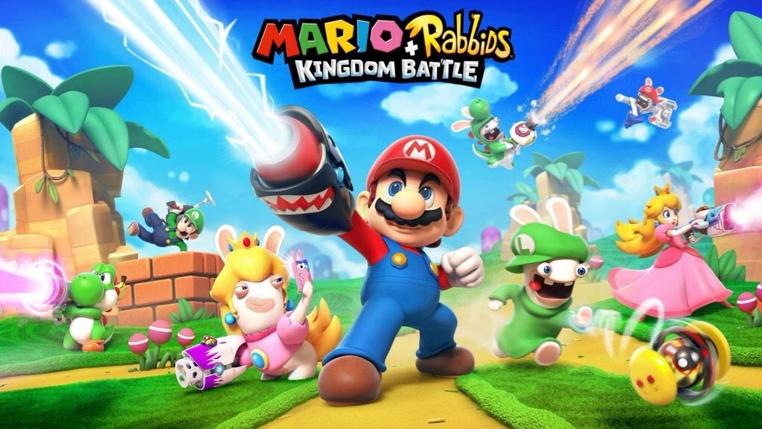 Podría ser verdad el estreno del juego Mario and Rabbids.