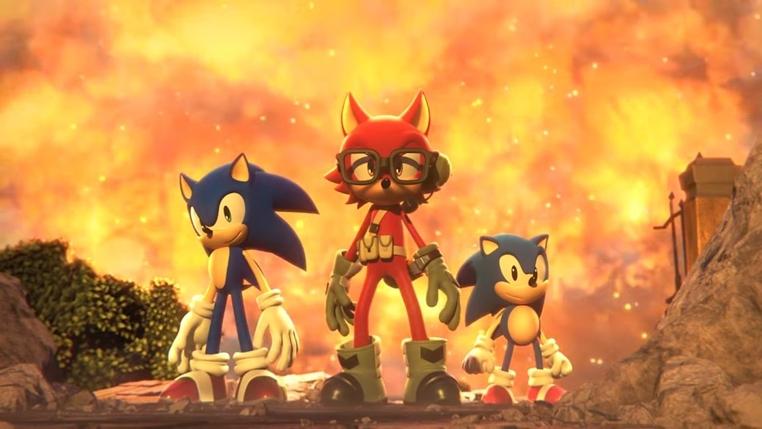 El nuevo juego Sonic Forces tiene funciones diferentes que los usuarios pueden aprovechar.