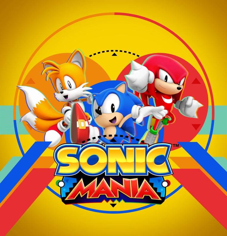 Sonic Mania trailer anunció la fecha de estreno en medio de una linda caricatura.