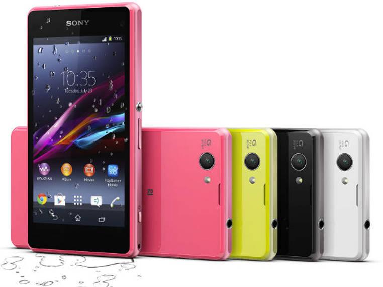 Sony Xperia XZ1 el Xperia XZ1 y el Sony X1