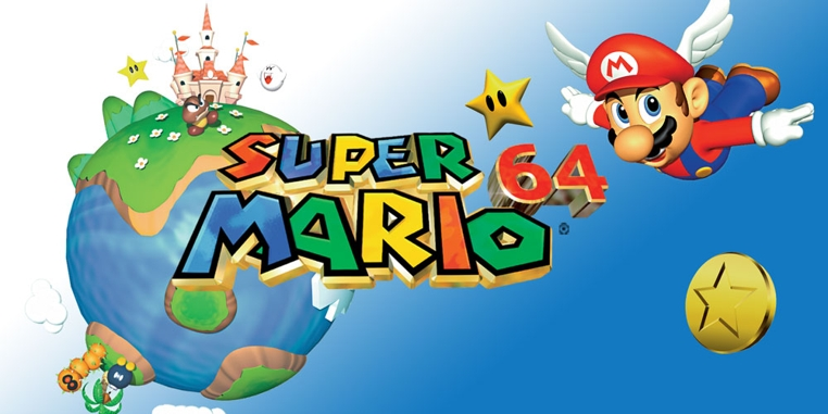 Los fans ahora pueden conocer las superficies de desarrollo de Super Mario 64.