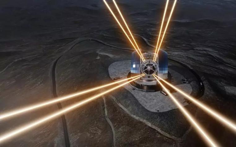 telescopio más grande del mundo
