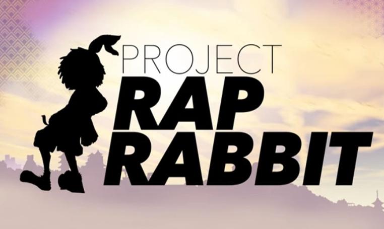 Los creadores de juego PaRappa The Rapper prepara el juego musical The Rabbit.