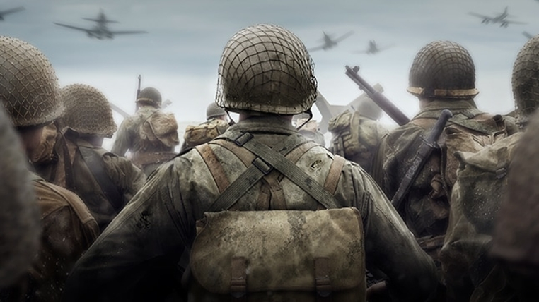 Call of Duty La Segunda Guerra Mundial tendrá un mejorado modo multiijugador.