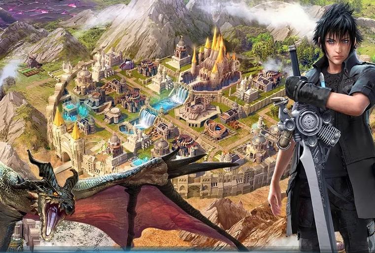 Final Fantasy 15 A New Empire