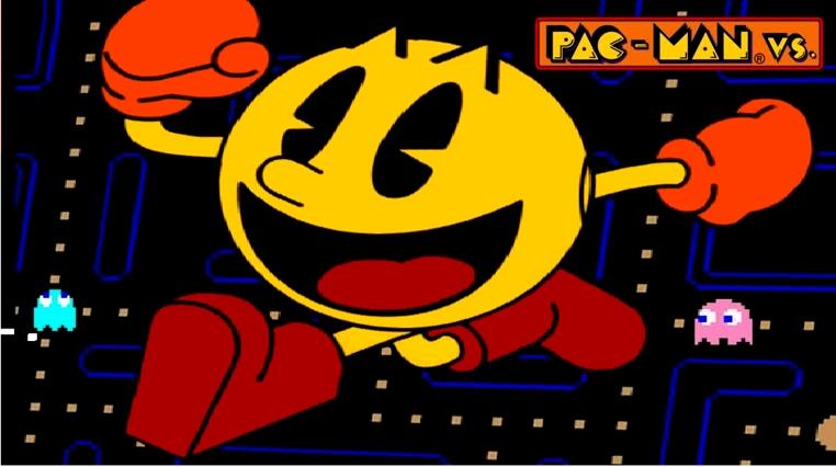 juegoPac-Man Vs.