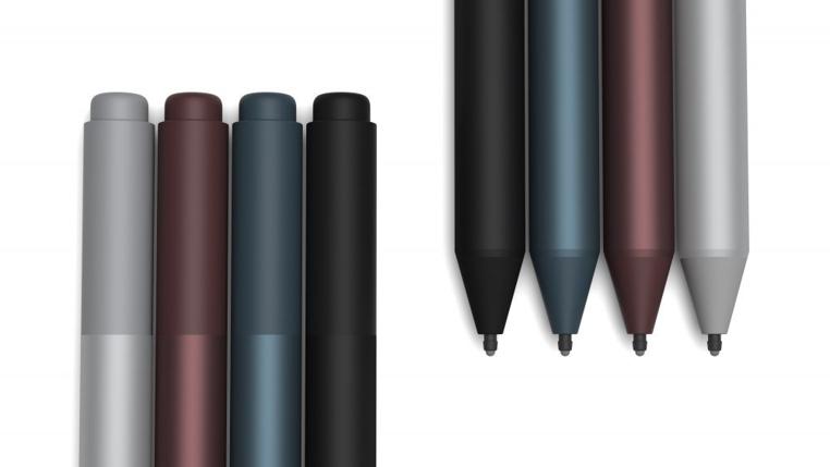 El nuevo Surface Pen de Microsoft tiene mejorada presión y detalles impresionantes.