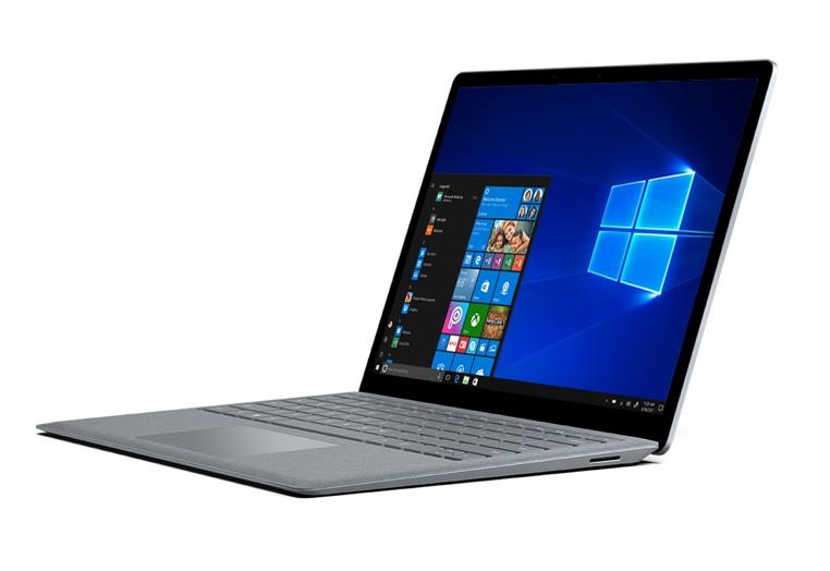 Ahora los usuarios de Laptop Surface de Microsoft pueda regresar a Windows 10 S.