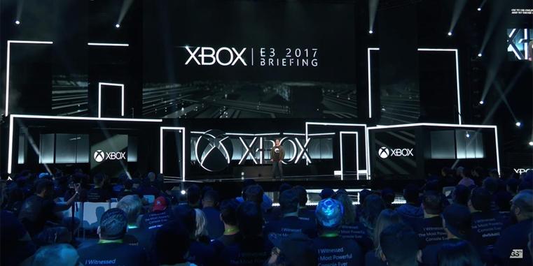 La conferencia de prensa Microsoft Xbox E3 2017 reveló detalles de juegos y consolas.
