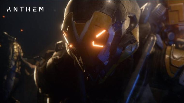 El nuevo juego Anthem de BioWare promete ser tan interesante como Mass Effect.