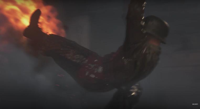 El nuevo trailer de Call of Duty WWII evidencia un juego muy sangriento y fuerte.