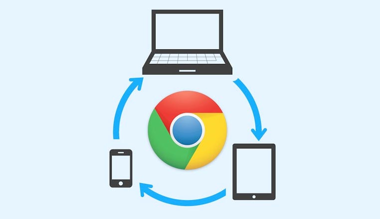 cómo sincronizar marcadores Chrome