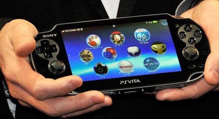 La consola Vita de Sony es viable en Japón y su producción continua.