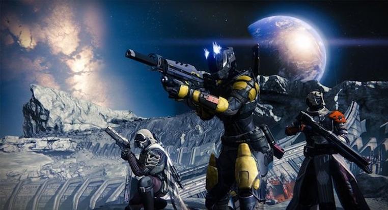 Adelantan el estreno del juego Destiny 2 de Bungie.