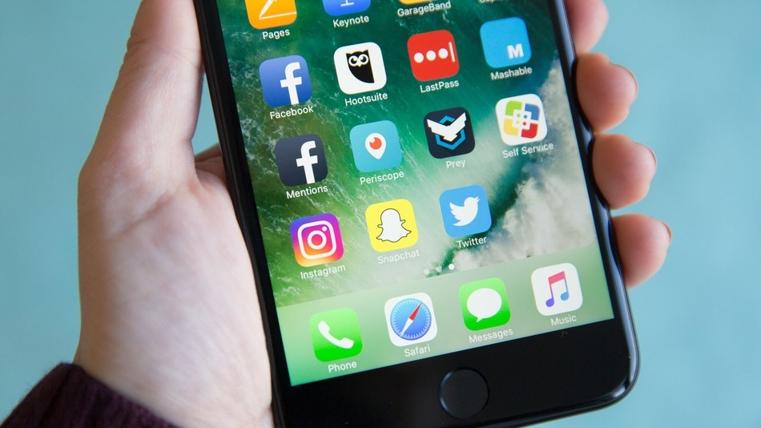 El nuevo iOS 11 de Apple tiene detalles que complican el acceso a aplicaciones.