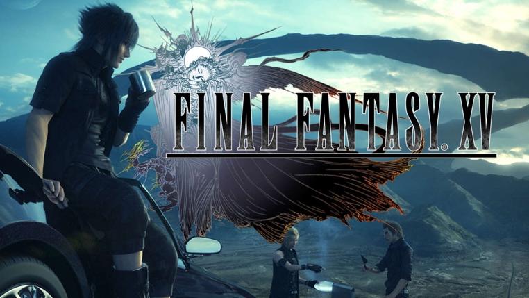 Final Fantasy 15 actualizacion 1.12
