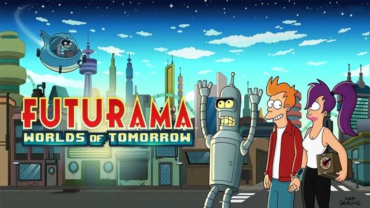 juego de Futurama para movil
