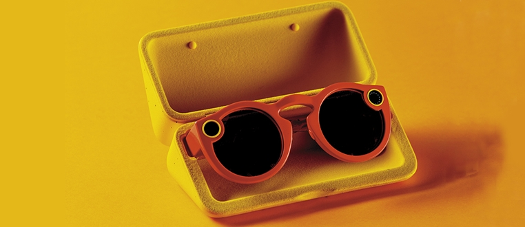 Las nuevas gafas Snapchat ya se pueden comprar en Europa.