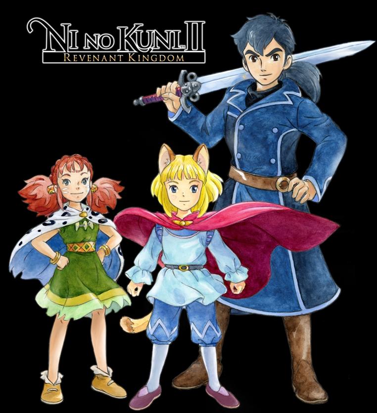 El juego Ni No Kuni 2 tiene todos los elementos para ser un éxito.